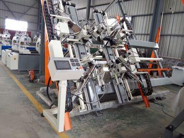 Janela vertical automatizada do PVC do CNC máquina de soldadura de quatro pontos