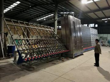 Baixa máquina de vidro de lavagem de E, tamanho de vidro máximo 2800x4000mm da máquina de lavar do vidro liso
